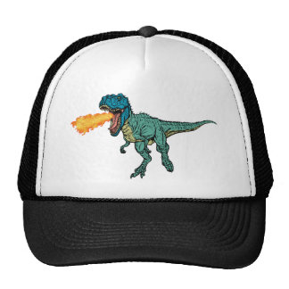 St Judeasaurus Rex by Steve Miller Mesh Hat