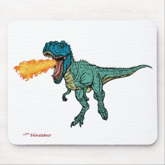 St Judeasaurus Rex by Steve Miller Mouse Pad