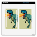 St Judeasaurus Rex by Steve Miller Decals For Kindle Fire