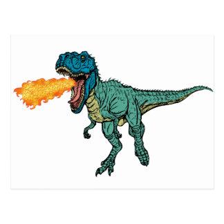 St Judeasaurus Rex de Steve Miller Postales