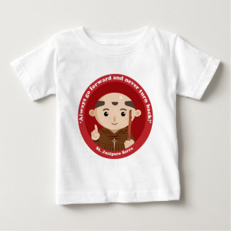 St. Junipero Serra Baby T-Shirt