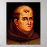 St Junipero Serra O.F.M. Catholic Saint - Catolico Póster