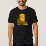 St Junipero Serra y Ferrer Tee Shirts