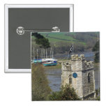 St Just Cornwall Button