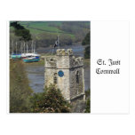 St Just Cornwall Post Cards