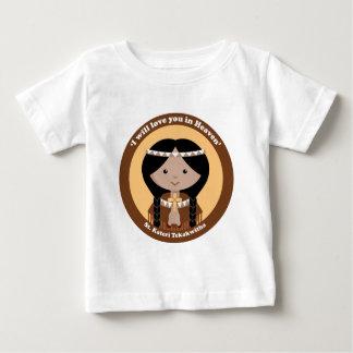 St. Kateri Tekakwitha Baby T-Shirt