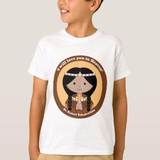 St. Kateri Tekakwitha T-Shirt