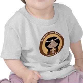 St. Kateri Tekakwitha T Shirt