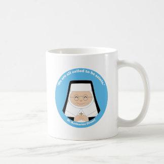 St. Katharine Drexel Classic White Coffee Mug
