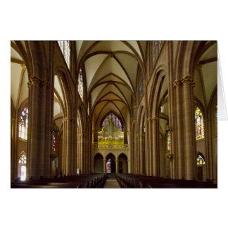 St Katharinenkirche, Oppenheim Card
