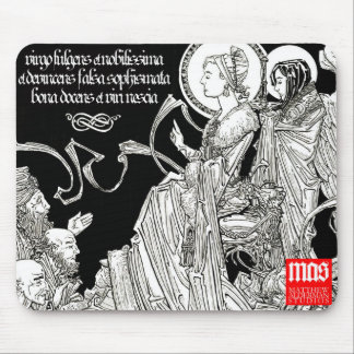 St Katherine de Alexandría Mousepad Alfombrilla De Ratón