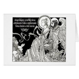 St. Katherine of Alexandria Notecard