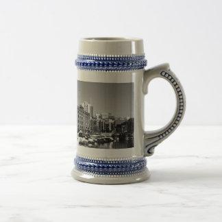 St Katherines Dock london Mugs