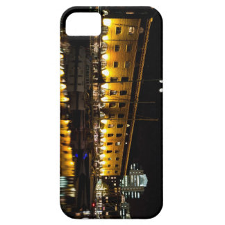 St Katherines Dock London night View iPhone 5 Covers
