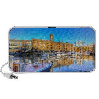 St Katherines Dock London Travel Speaker
