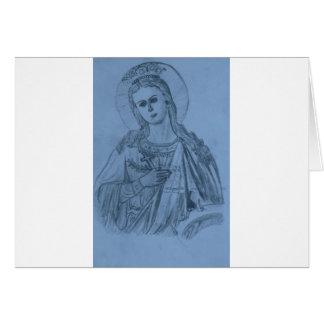 St Katherine's Icon.JPG Card