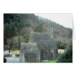 St Kevins Church Glendalough Co Wicklow Ireland Cards