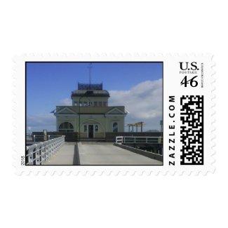 St Kilda Pier Postage stamp