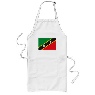 St. Kitts and Nevis Flag Apron