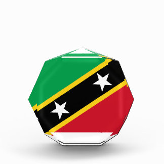 St. Kitts And Nevis Flag Awards