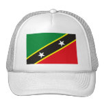 St. Kitts and Nevis Flag Hat