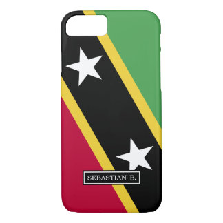 St Kitts and Nevis Flag iPhone 7 Case