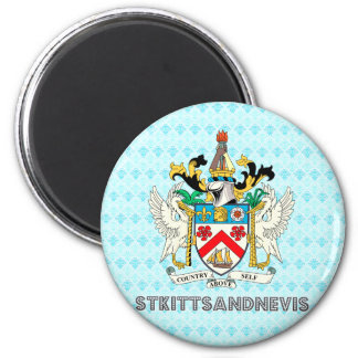 St. kitts and nevis magnets