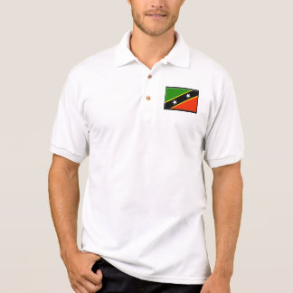 St. Kitts and Nevis Polo Shirt