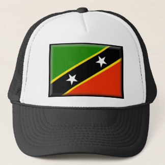 St. Kitts and Nevis Trucker Hat