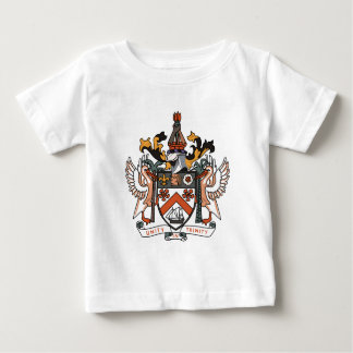 St Kitts coat of arms Baby T-Shirt