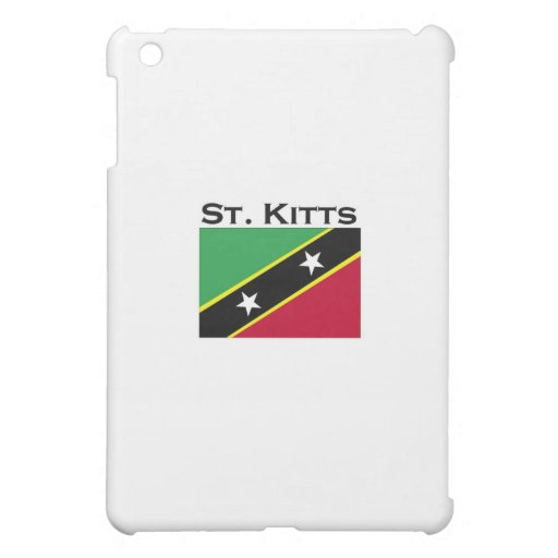 St. Kitts Cover For The iPad Mini