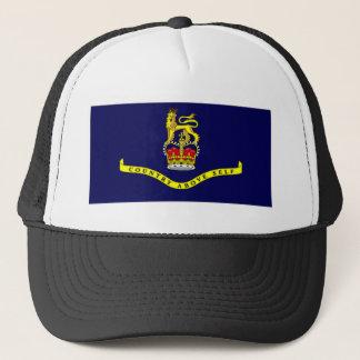 St Kitts Nevis Governor General Flag Trucker Hat