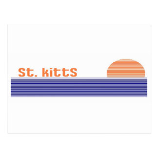 St. Kitts Postcard