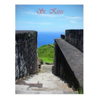 St. Kitts PostCard