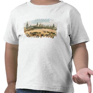 St. La catedral de la albahaca vista del Kremlin, Camiseta