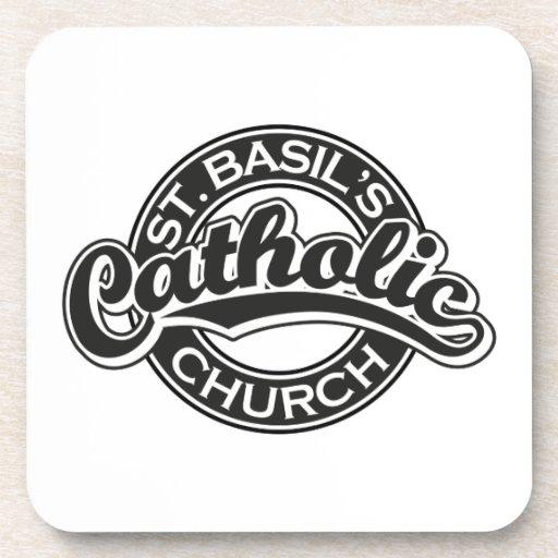 St. La iglesia católica de la albahaca blanco y ne Posavaso
