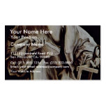 St. Lawrence By Grünewald Mathis Gothart Business Card