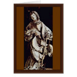 St. Lawrence By Grünewald Mathis Gothart Greeting Cards