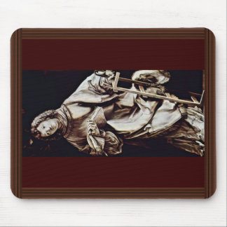 St. Lawrence By Grünewald Mathis Gothart Mouse Pad
