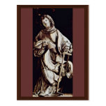 St. Lawrence By Grünewald Mathis Gothart Post Card