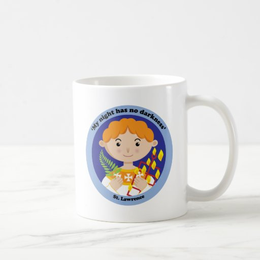 St. Lawrence Classic White Coffee Mug