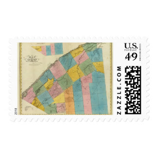 St Lawrence County 2 Postage