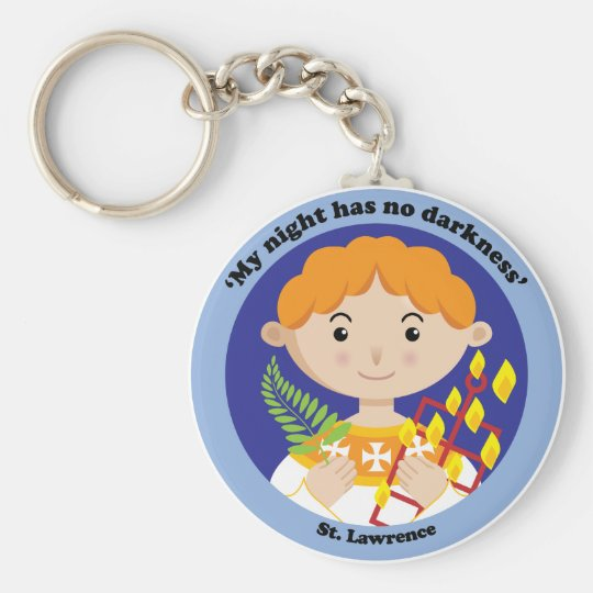 St. Lawrence Keychain