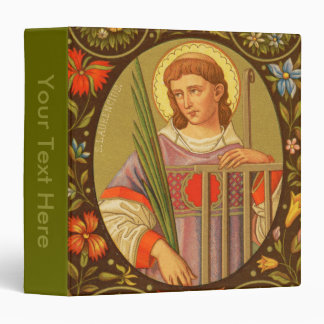 St. Lawrence of Rome (PM 04) Binder