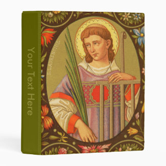 St. Lawrence of Rome (PM 04) Mini Binder