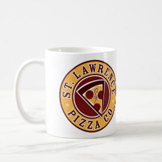 St. Lawrence Pizza Mug