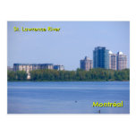 St. Lawrence River Post Card