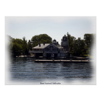 St.Lawrence Seaway/Thousand Islands #1 Posters
