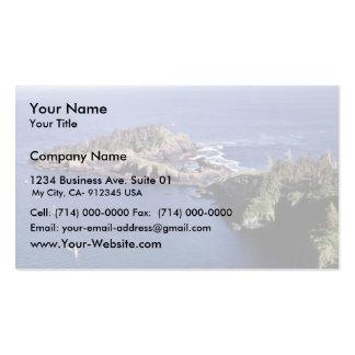 St. Lazaria, Aerial shot Business Card
