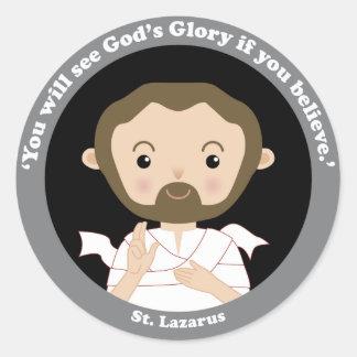 St. Lazarus Stickers